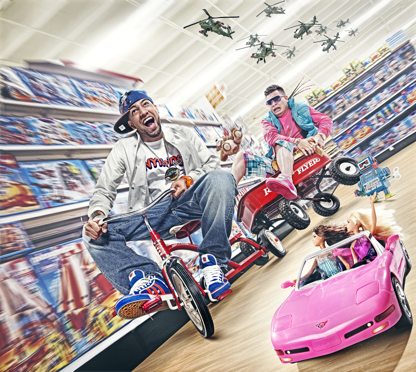jowell y randy feat voltio lets go: